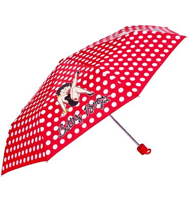 Expressions Polka Dot Custom Umbrellas - Promotional Polka Dot
