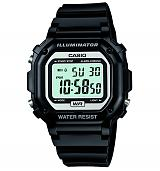 Black Retro Illuminator Watch from Casio