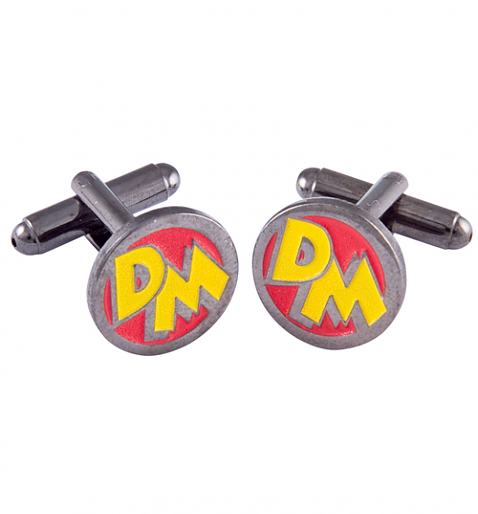 Boxed Danger Mouse Logo Cufflinks £9.99