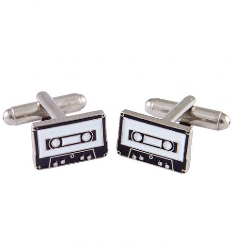Boxed Retro Cassette Tape Cufflinks £9.99
