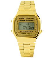 Classic Gold Illuminator Watch from Casio