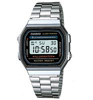 Classic Silver Illuminator Watch from Casio