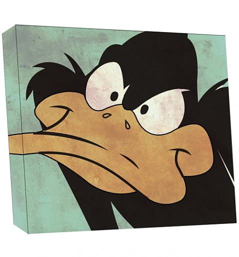 Daffy Duck 30x30 Canvas Art Print £12.99