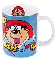 Dangermouse and Penfold: Crikey Mug