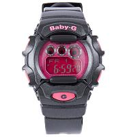 G-Shock Baby-G Black And Pink Watch from Casio