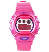 G Shock Baby-G Hot Pink Watch from Casio