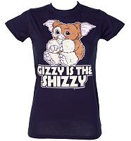 Gizzy Is The Shizzy Ladies Gremlins T-Shirt from American Classics
