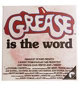 Grease Is The Word 30x30 Canvas Art Print