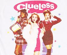 Ladies Clueless T-Shirt