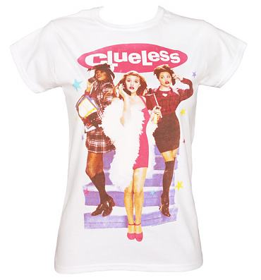 Ladies Clueless T Shirt from