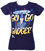 Ladies Inspector Gadget T-Shirt