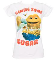 Ladies Sugar Puffs Gimme Some Sugar T-Shirt