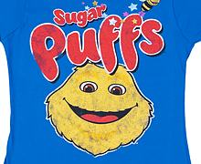 Ladies Sugar Puffs Honey Monster T-Shirt