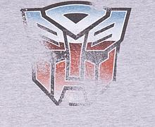 Ladies Transformers Autobot T-Shirt