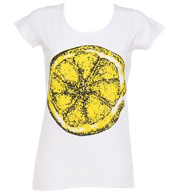 Stone Roses Lemon T Shirt