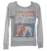 Ladies Wonderful Wizard Of Oz Raglan Sleeve T-Shirt from Out Of Print