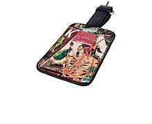 Marvel Comics Characters Luggage Tag