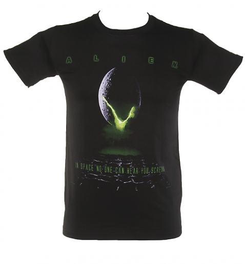 Men's Alien Egg T-Shirt