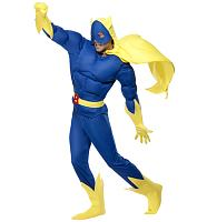 Men's Bananaman Fancy Dress Costume