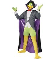 Men's Count Duckula Fancy Dress Costume