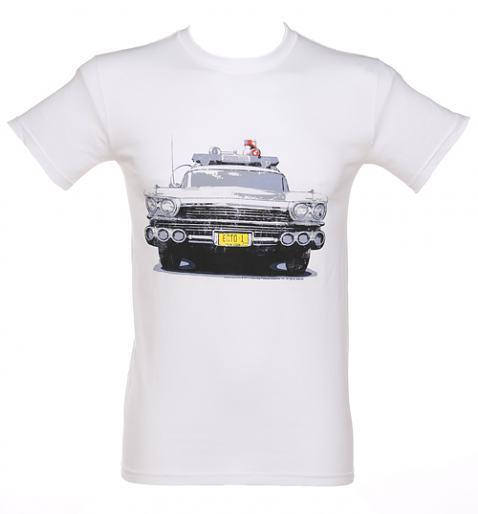 تی شرت با طرح خودروی نیویورکی