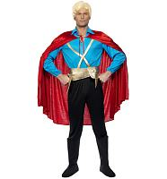 Men's Flash Gordon Fancy Dress Costume