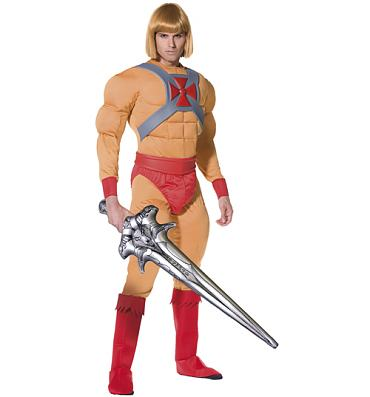 Female Thundercat on Men S He Man Fancy Dress Costume