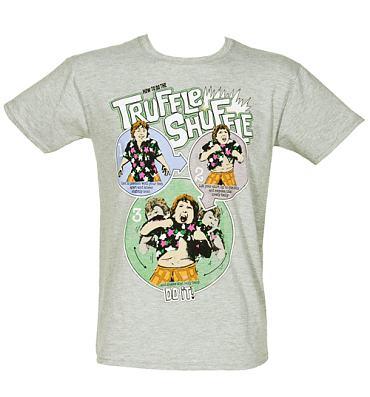 Goonies Truffle Shuffle T Shirt