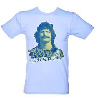 Men's I Like To Party Hot Rod T-Shirt from American Classics