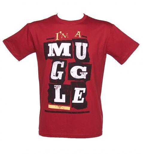 I'm A Muggle Harry Potter T-Shirt from TruffleShuffle £20.00