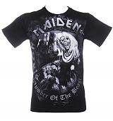 Men's Iron Maiden Number Of The Beast T-Shirt
