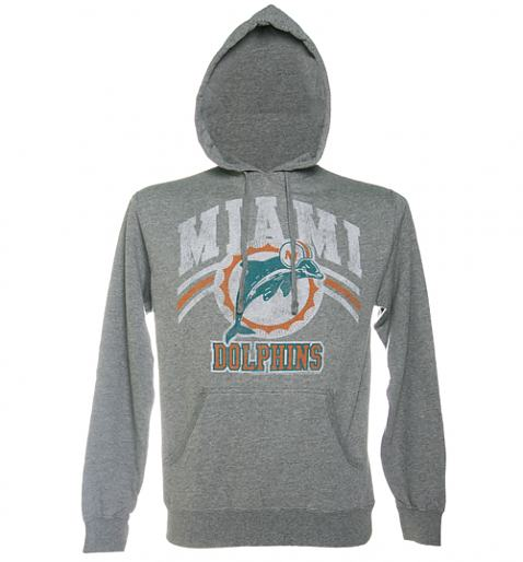 Men's Miami Dolphins NFL Hoodie from Junk Food £34.99