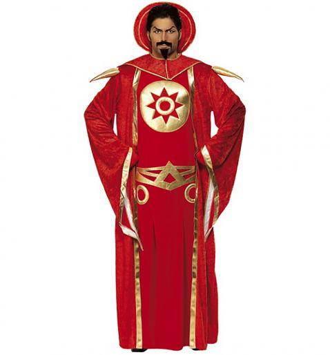 Men's Ming The Merciless Flash Gordon Fancy Dress Costume £52.00
