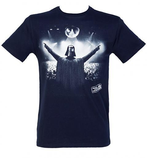 Men's Navy DJ Vader T-Shirt from Chunk £27.99 +FREE P&P