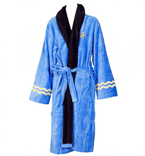 Men's Star Trek Spock Bath Robe £40.00