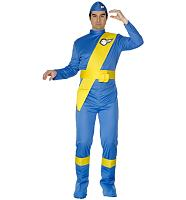 Men's Thunderbirds Virgil Fancy Dress Costume