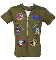 Men's Top Gun Flight Suit T-Shirt