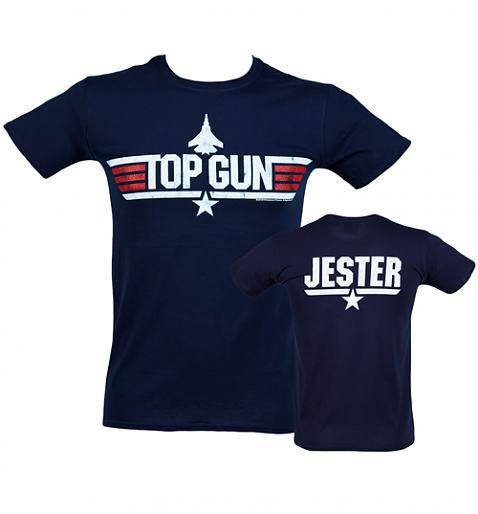 Men's Top Gun Jester T-Shirt
