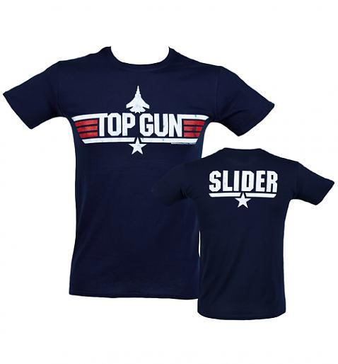 Men's Top Gun Slider T-Shirt