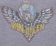 Men's Vintage Van Halen T-Shirt from Chaser LA
