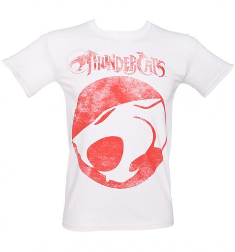 تی شرت با طرح نوشته و تصویر انیمیشن تلویزیونی تاندرکت