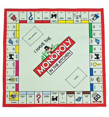 Monopoly T-Shirts, clothing, accessories and gifts
