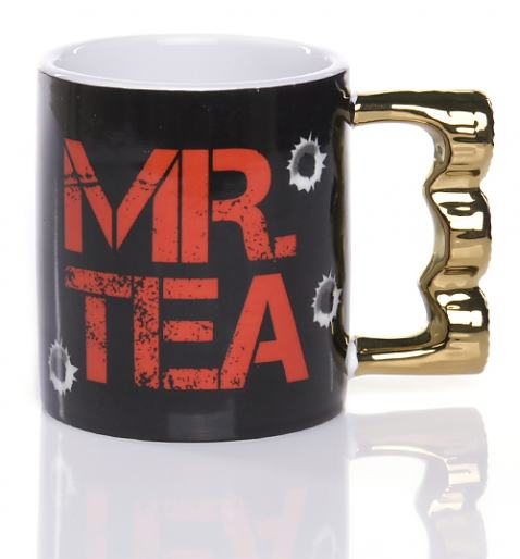 Mr Tea Sovereign Mug £6.99