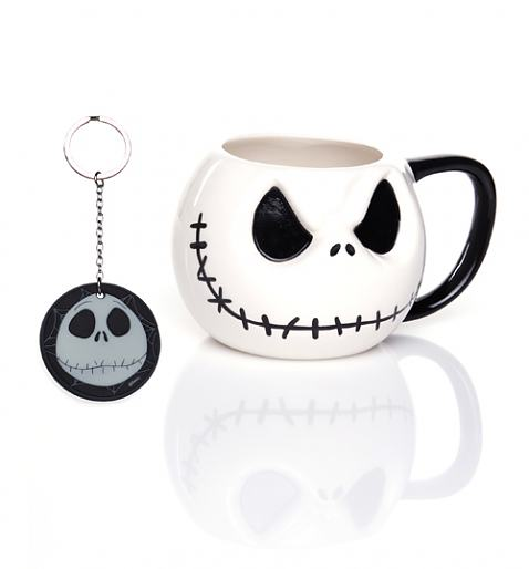 Nightmare Before Christmas Mug and Keyring Set £12.99