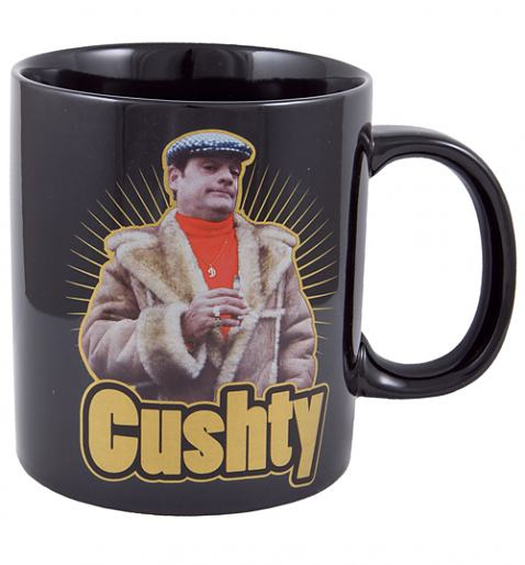 Only Fools and Horses GIANT Cushty Mug
