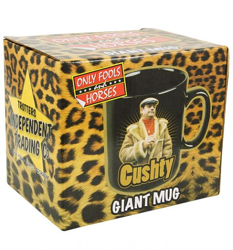 Only Fools And Horses Giant 'Cushty' Mug £9.99