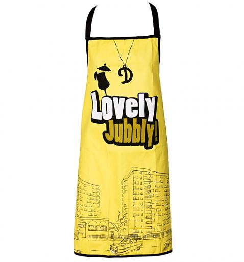 Only Fools And Horses Lovely Jubbly Apron £12.99