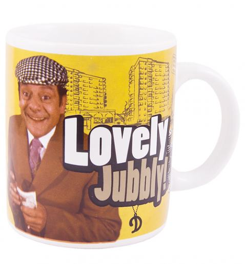 Only Fools and Horses Luvely Jubbly Mug