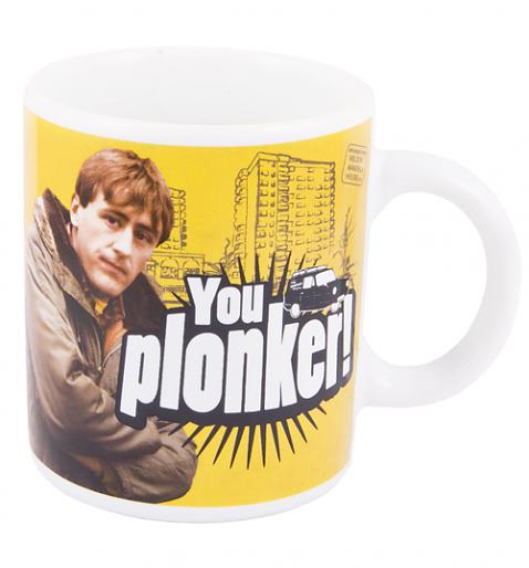 Only Fools and Horses You Plonker Mug