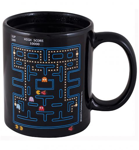 Pac-Man Heat Changing Mug